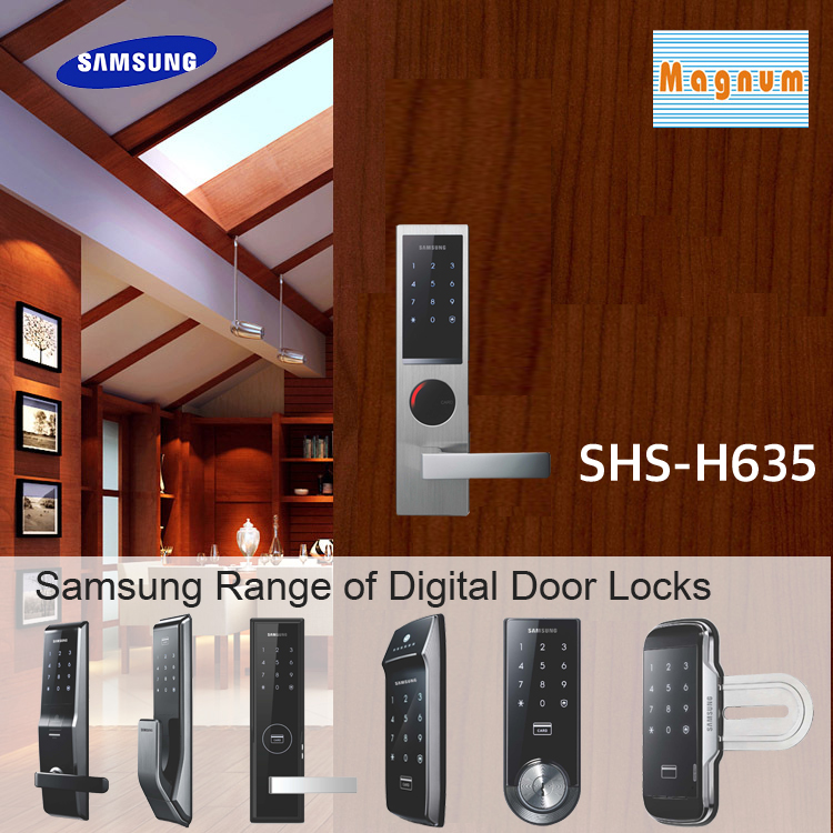 digital door locks India