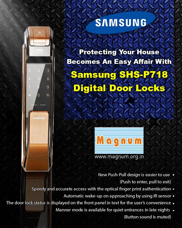 Automatic Door Lock For Your Home