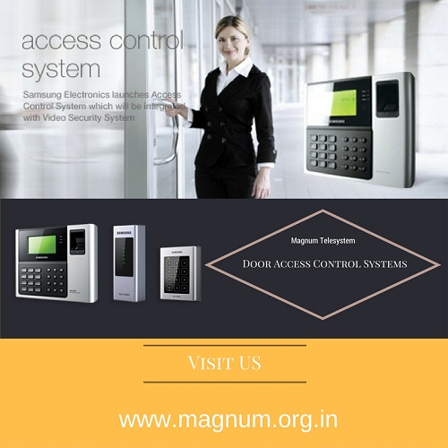 Door Access Control System 500
