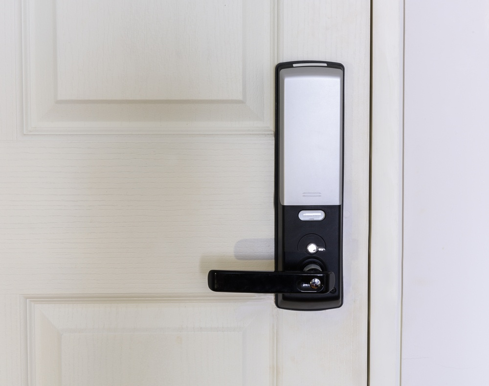 electronic door lock for modern security