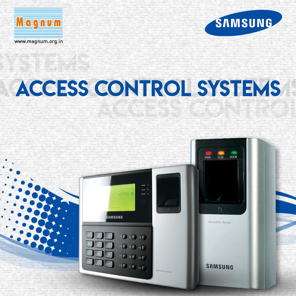 Security Access Control System In India