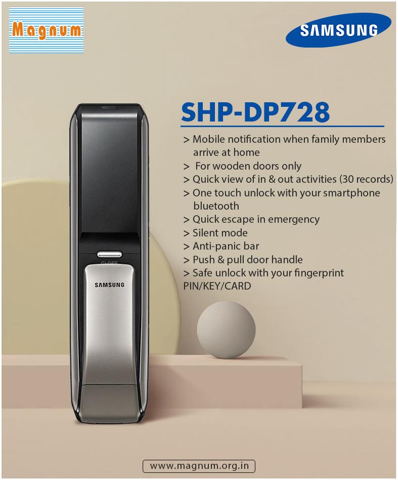 digital door lock