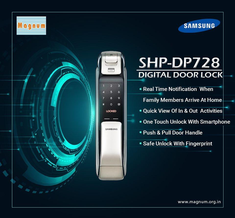 Samsung Digital Door Locks