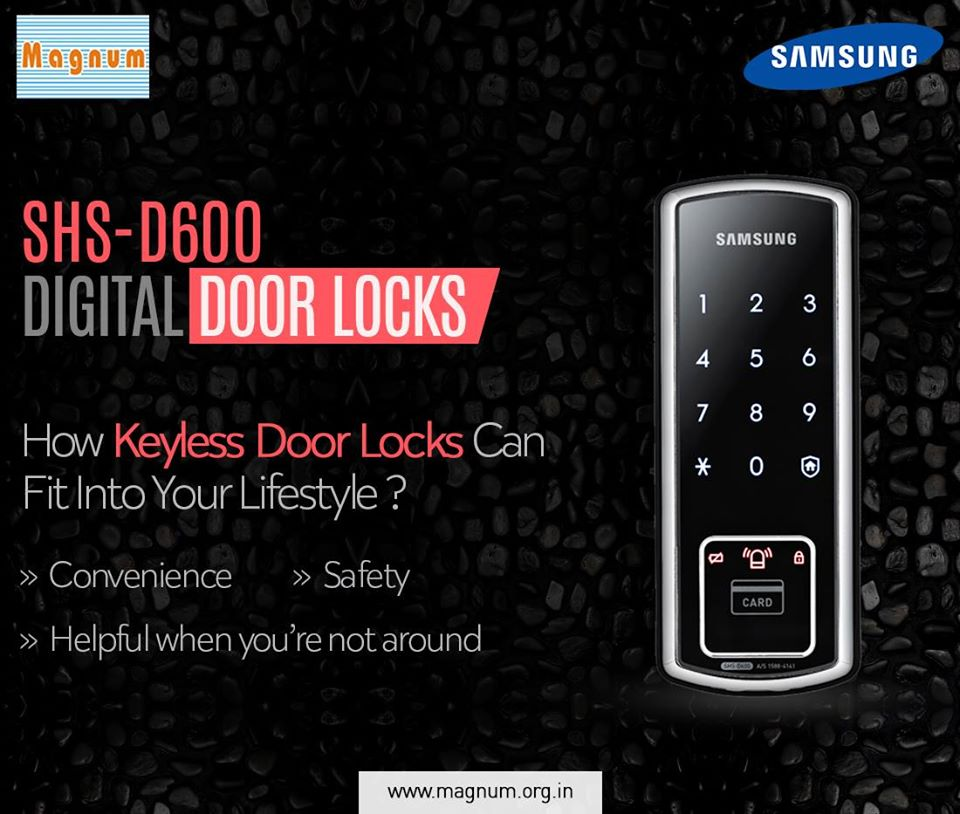 Digital Door Lock In India
