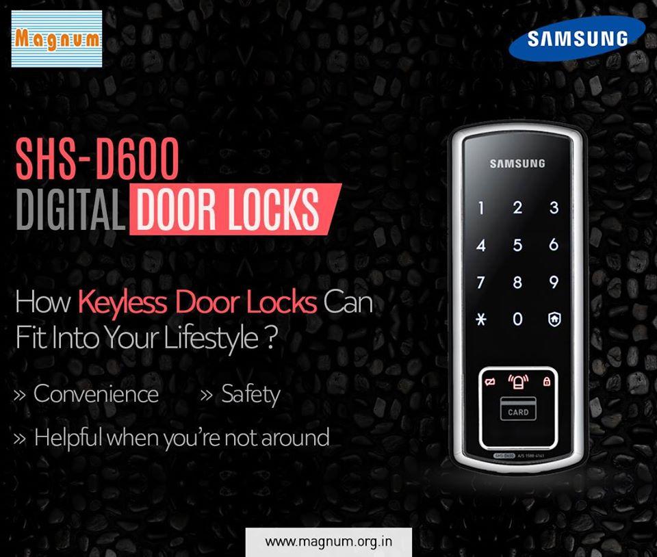 Digital Door Lock In India