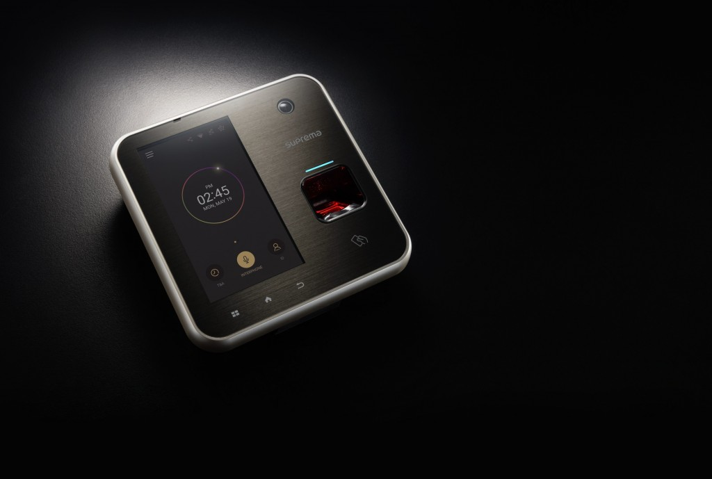 fingerprint access control system in india