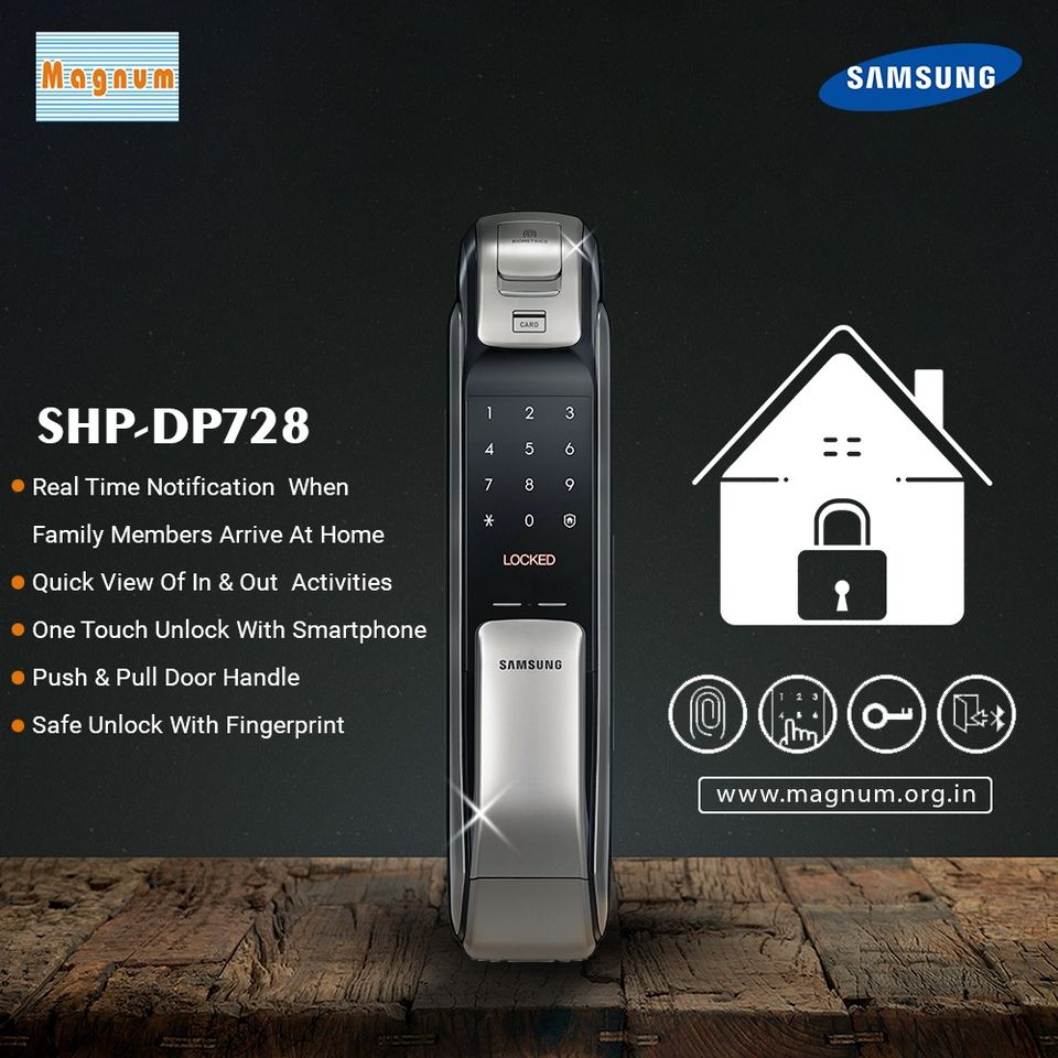 Samsung Home Automation and Security System Blog