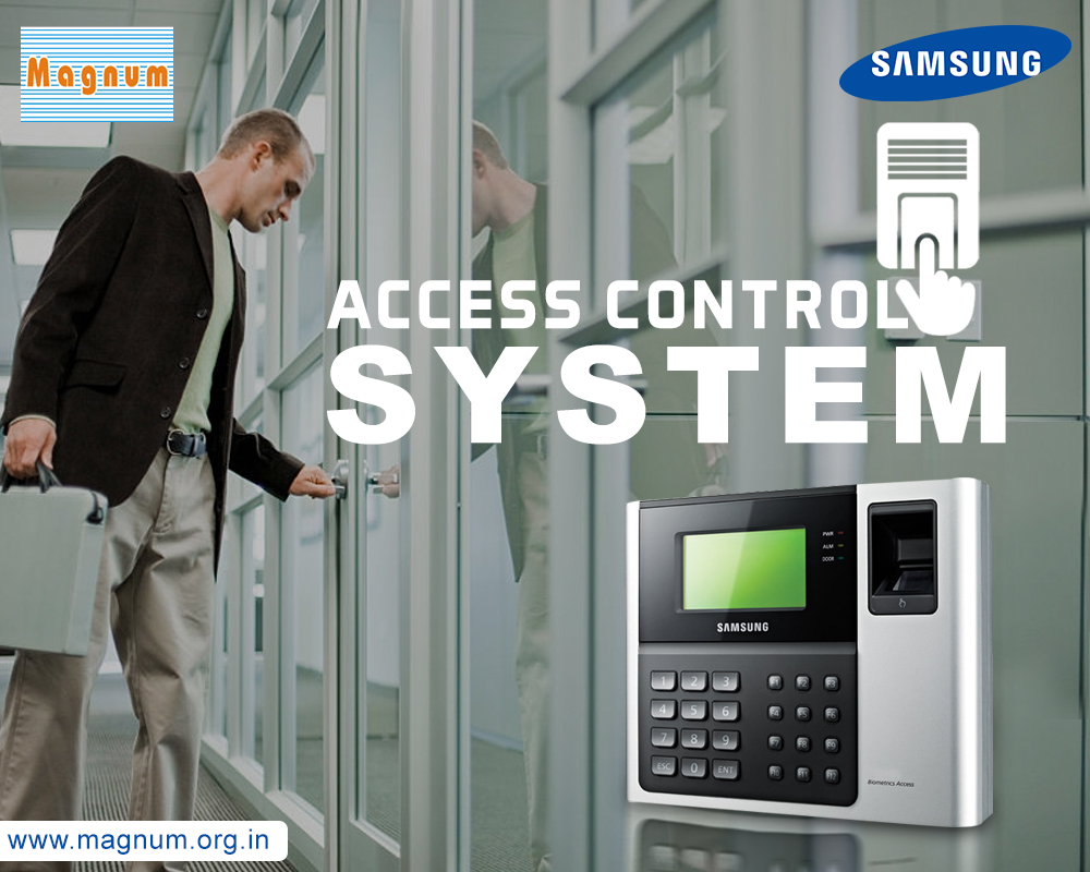 Access Control Systems as a Tool of Management