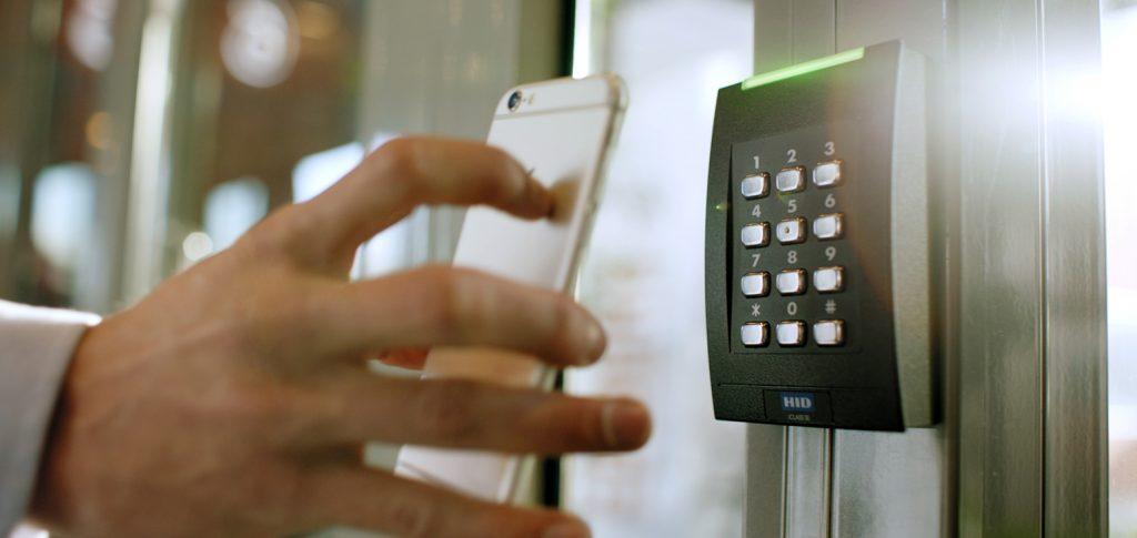 mobile access controle sysytem